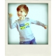Austin Mini pop art t-shirt - pale grey