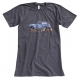 T-shirts Triumph Herald adultes