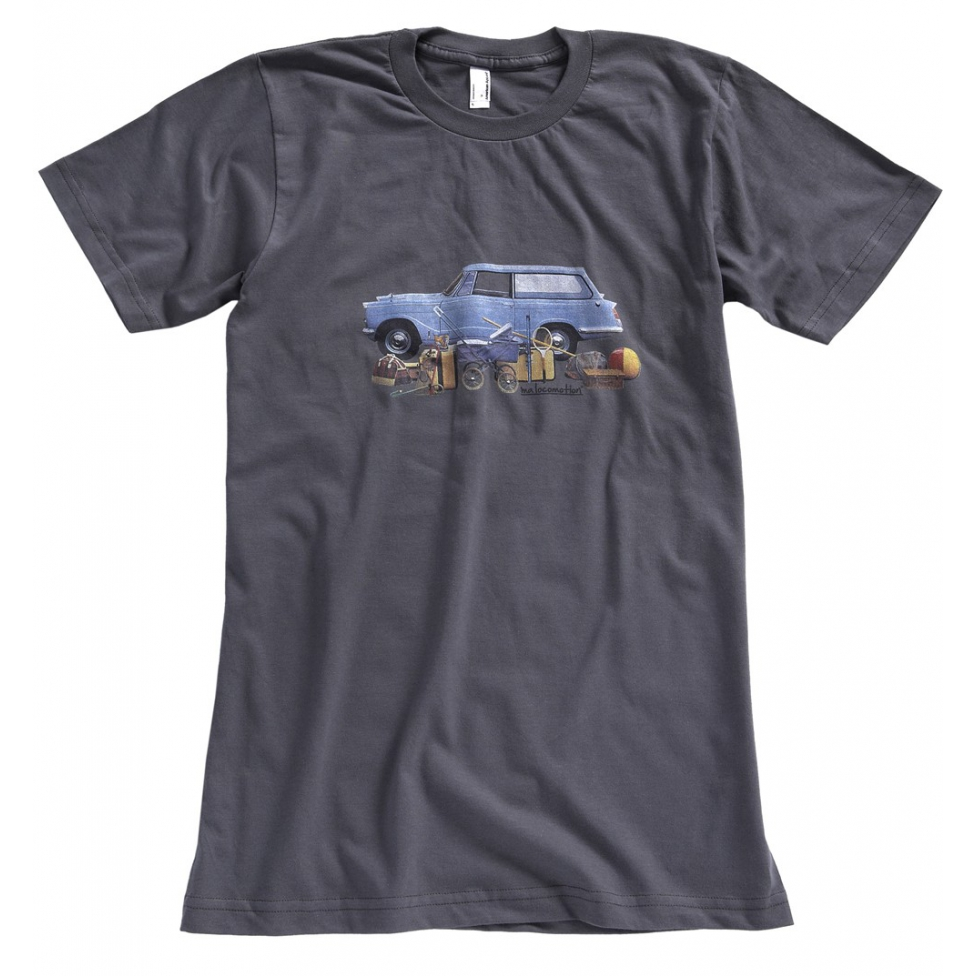 T-shirts Triumph Herald adultes