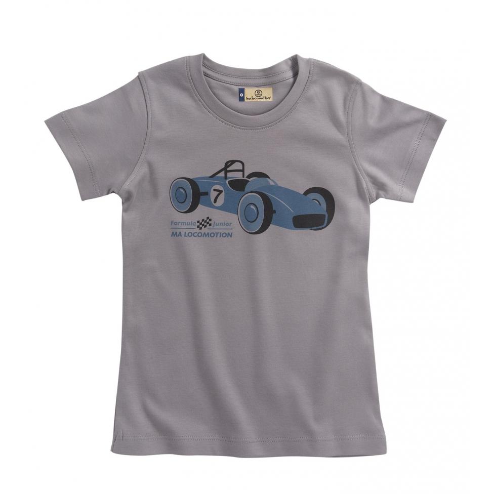 Le t-shirt Formula Junior  gris pâle