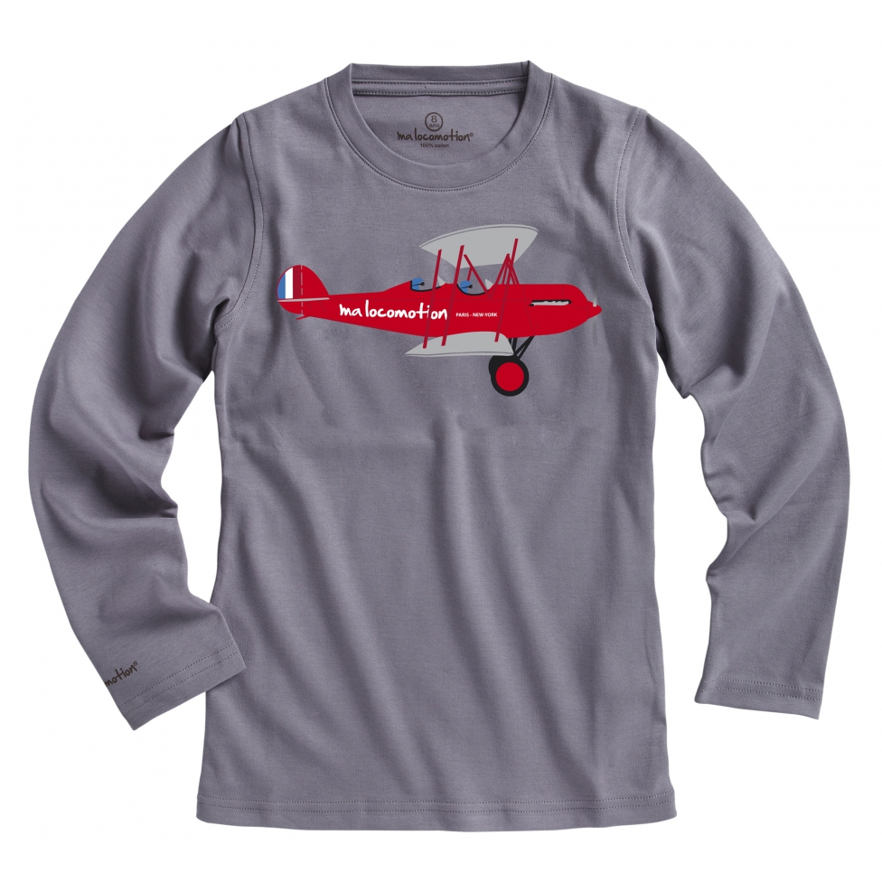 T-shirt avion