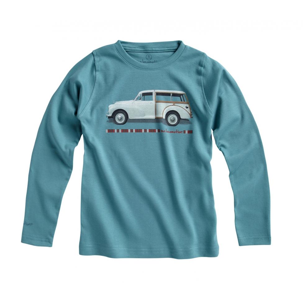 Morris minor vintage car t-shirt