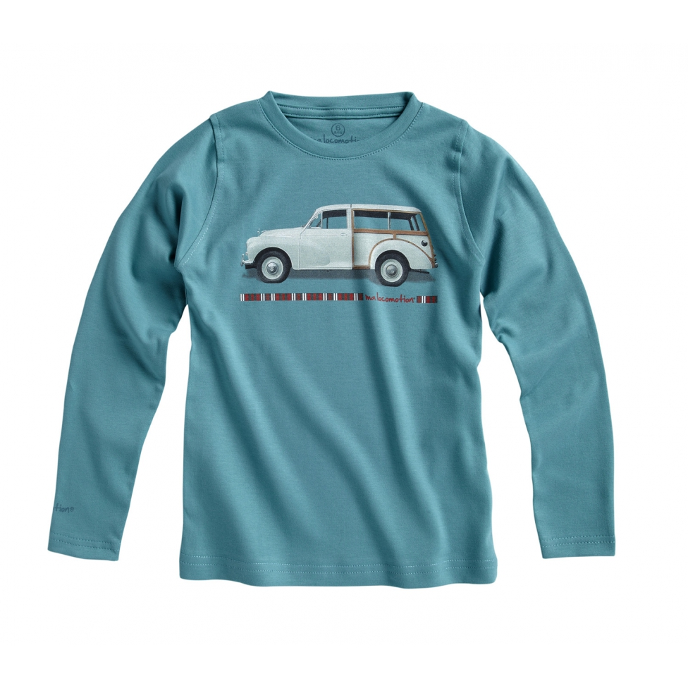 T-shirt voiture vintage Morris Minor