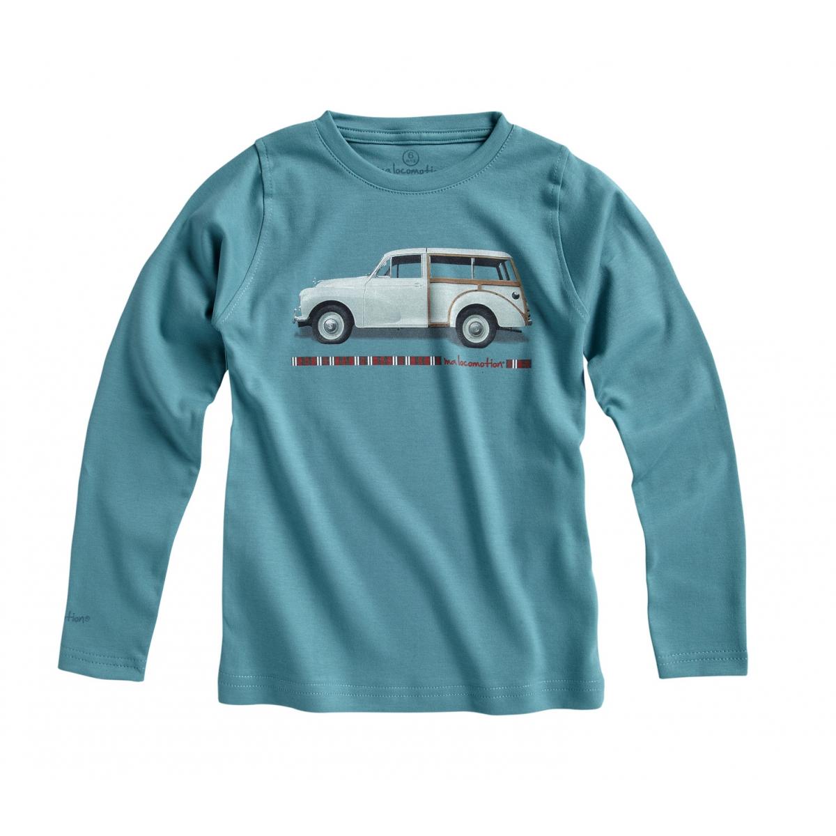 T-shirt voiture vintage Morris Minor