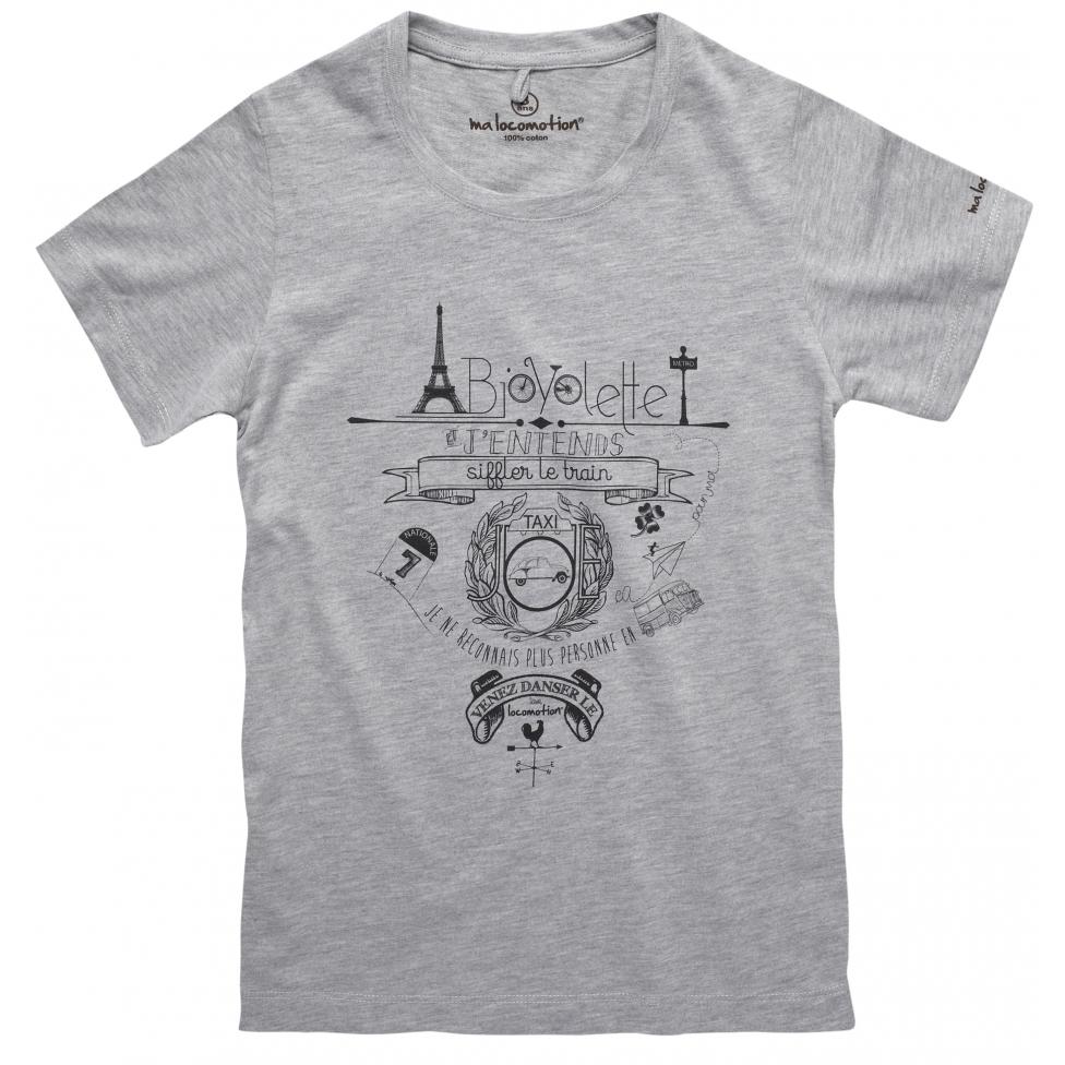 Tee shirt douce France