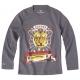 T-shirt cirque gris anthracite