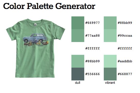 T-shirt vert mente à l'eau Ma locomotion