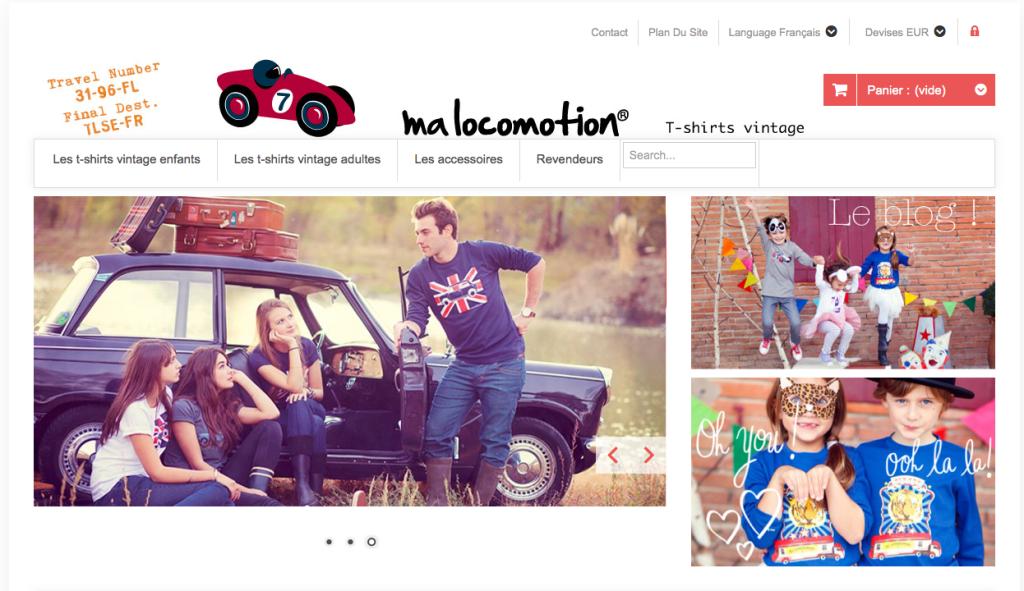 nouveau site Ma Locomotion