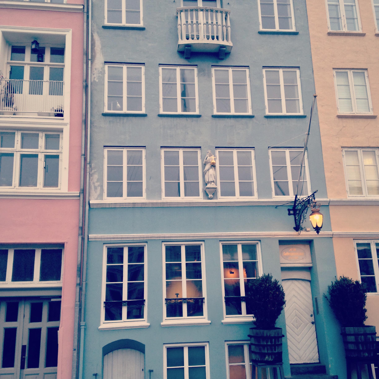 Nyhavn, l'autre rive