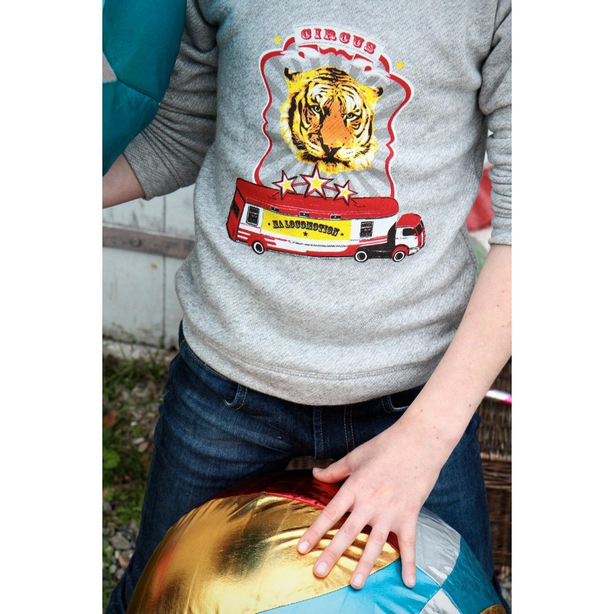 Circus Sweatshirt
