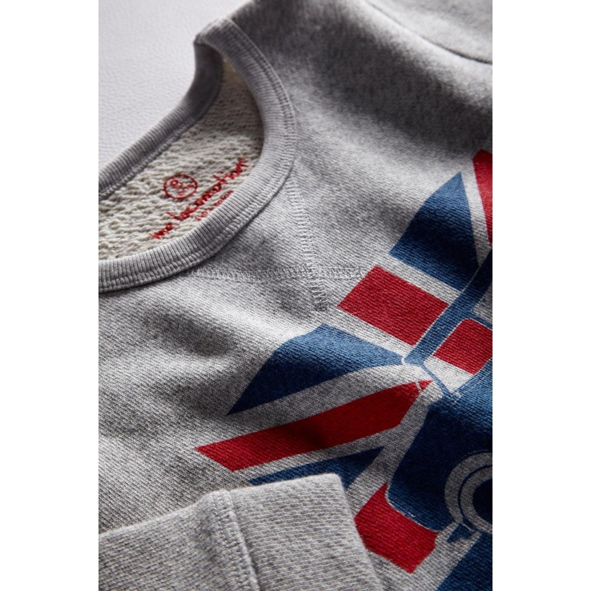 Austin Mini Union Jack Sweatshirt