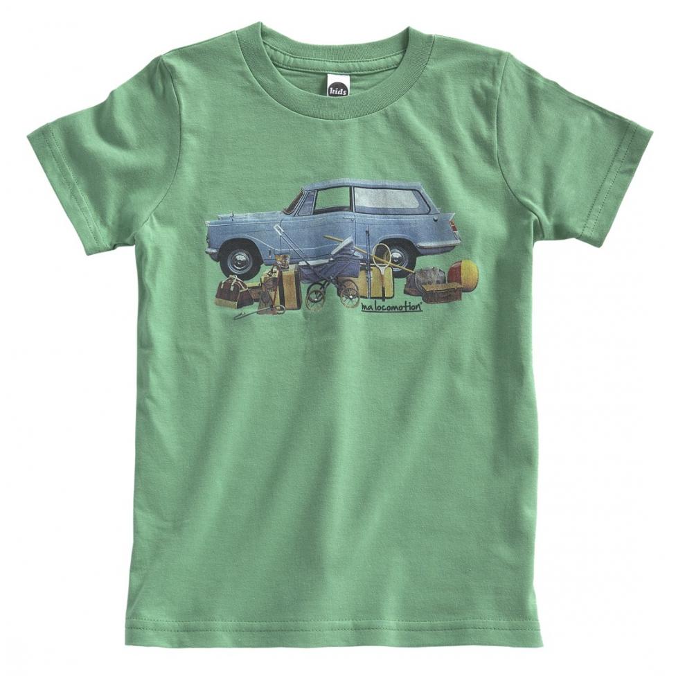 T-shirt retro Triumph Herald