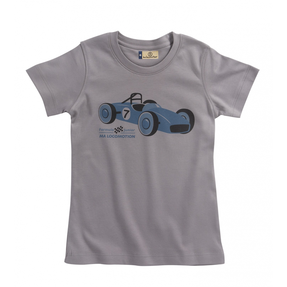 Le t-shirt Formula Junior  gris pale