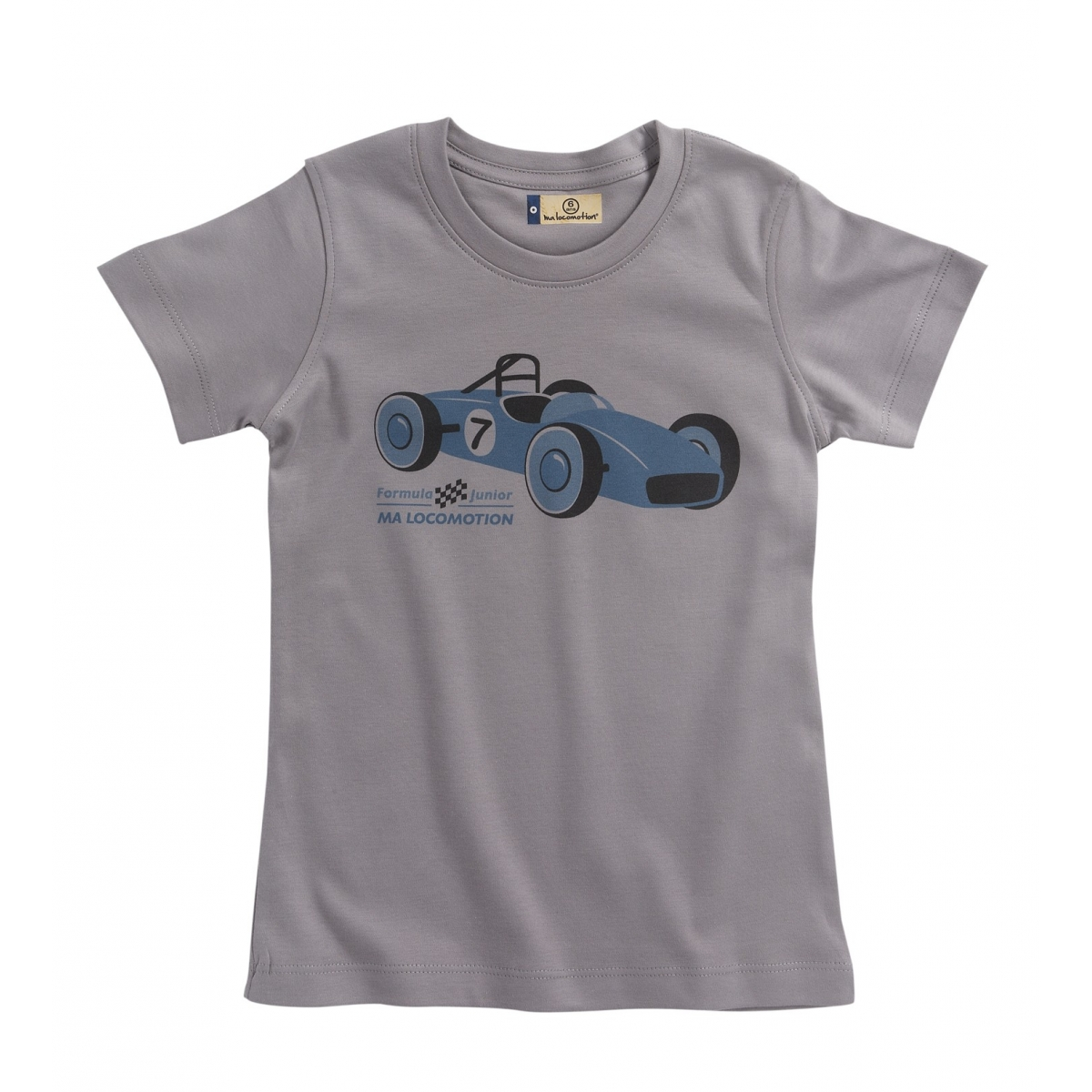 Le t-shirt Formula Junior  gris pale