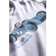 Le t-shirt Formula Junior blanc