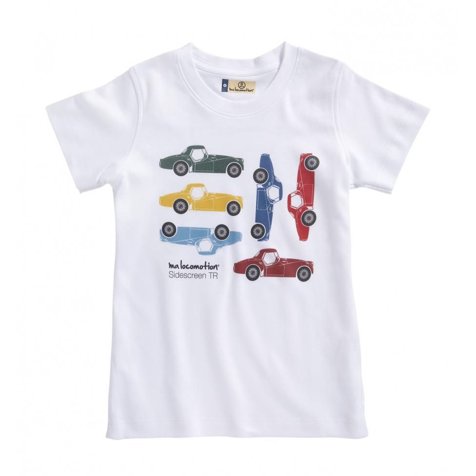 T-shirt TR3 blanc