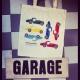 Triumph TR3 tote bag