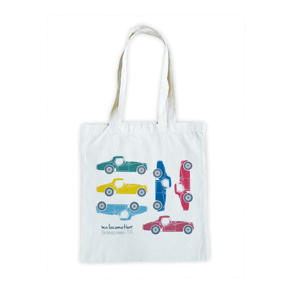 Triumph TR3 tote bag
