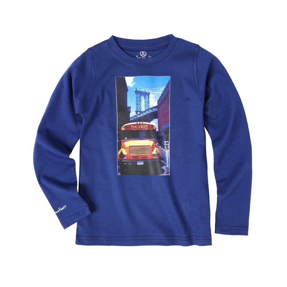 T-shirt Bus New York