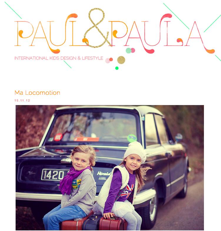 Paul et Paula : Ma locomotion roule pour le Père Noël